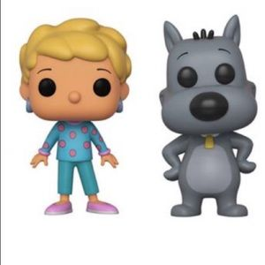 Funko Pop Disneys Doug Bundle